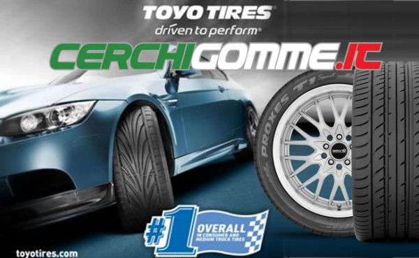 Pneumatici Toyo, tecnologia e prestazioni top tutto l'anno
