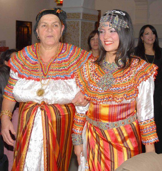 Traditional Algerian dress | Wedding gowns | Pinterest ...