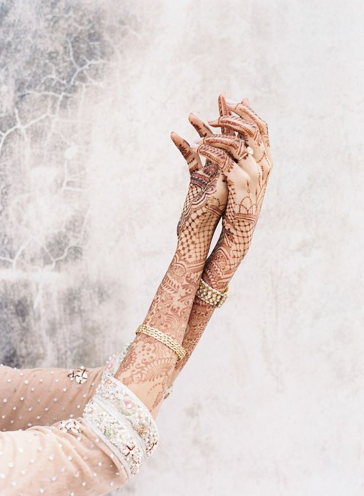 A New Orleans Indian Wedding   Brides