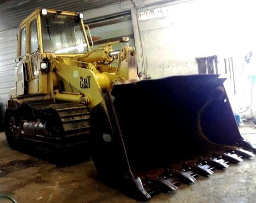 1997 Cat Caterpillar 963B LGP Track Crawler Dozer Construction Machine Tractor for sale at www.quesalesinc.com for $28,000.00