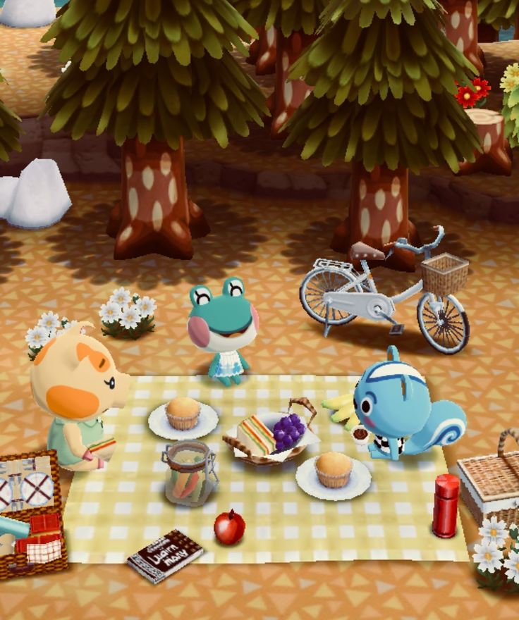 Animal Crossing Pocket Camp: Cynefin- Rosaris