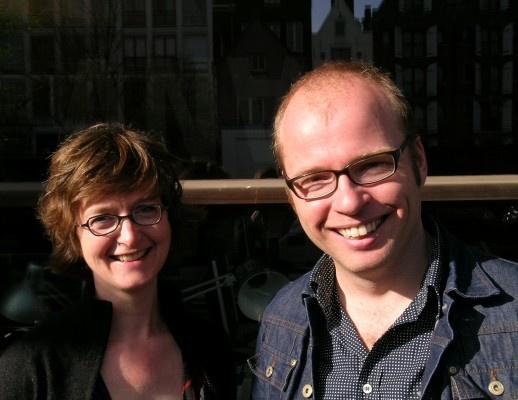 Jannie Vinke en Marcel van der Lubbe of ANA architecten