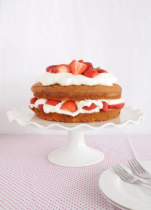Strawberry Shortcake   Natrel
