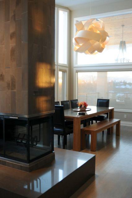 O2 Developments- Bearspaw renovation- Dinning room