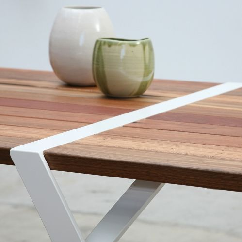 Flint - Tait - a solid table for outdoors