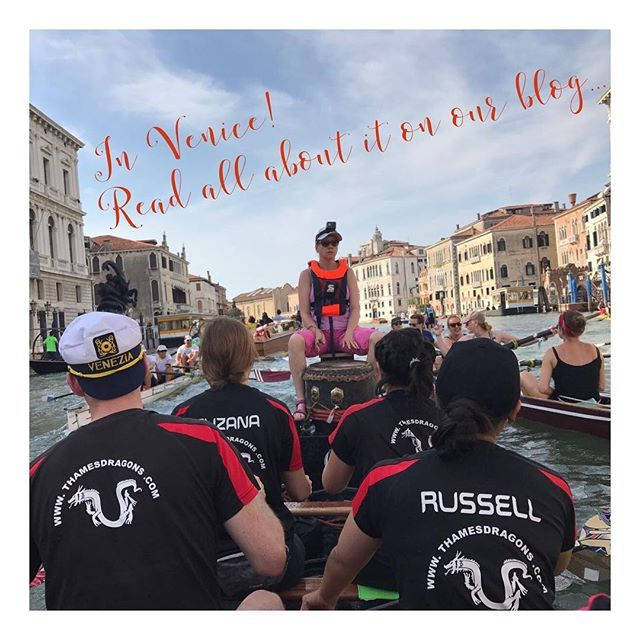 Make your own adventure!! Get out of your comfort zone and travel with us🍦🛶This year our club went to Venice 🇮🇹🇮🇹🇮🇹to take part in the Vogalonga 2017🛶🍦💦Here's our Blog post by Justine Choi #thamesdragons BBC Get Inspired #ldnmovesme Out For Sport #getoutofyourcomfortzone #lovehappenshere  http://www.thamesdragons.com/blog/