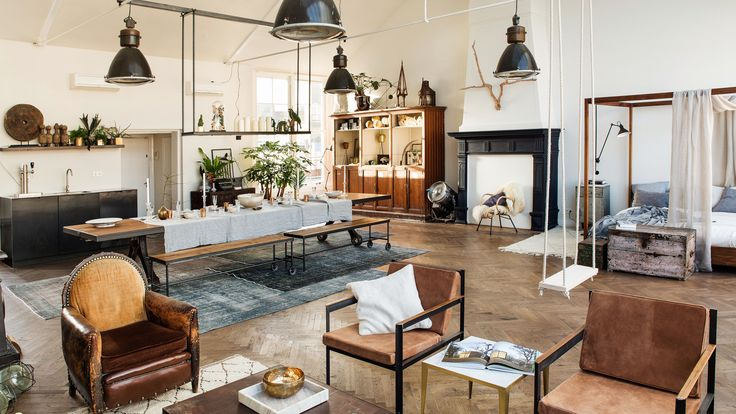 The Loft Amsterdam, a pop-up store by The Playing Circle | My favorite lofts by Lin's Black Book of Ideas
