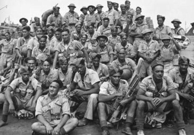 The 28th Maori Battalion
