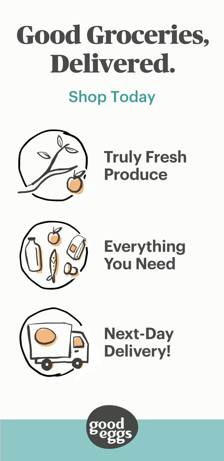 Shop local, organic produce, meat & fish, and delicious staples for next day delivery in SF Bay Area. Give us a try and we'll include a trio of avocados in your first order.