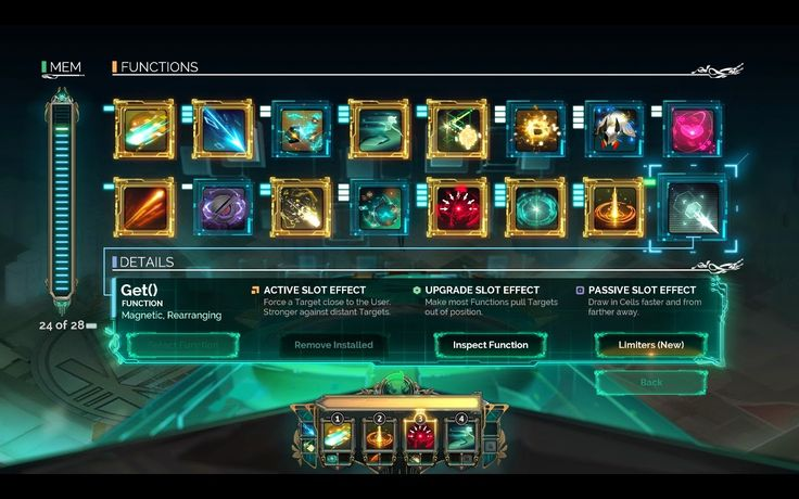 Daria's Game UI Collection