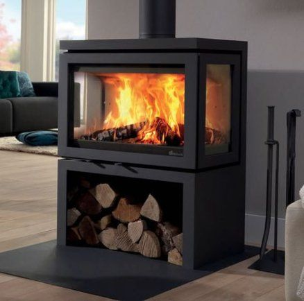 19+ Ideas For Electric Wood Burning Stove