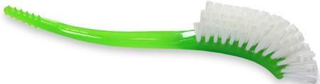 Щетка для мытья бутылочек и сосок Little Angel зеленая  — 229р.  Щеточка для мытья бутылочек и сосок Little Angel обеспечивает наилучший результат при очищении сосок, чашек и бутылочек с внешней и внутренней поверхностей.  Особенности:  Эргономичная форма Щеточки Little Angel с литой ручкой позволяет эффективно чистить бутылочки и соски любых типов, а также другие принадлежности для кормления. Мягкая нейлоновая щетина очистит дно и труднодоступные места детской бутылочки, не повреждая и не…