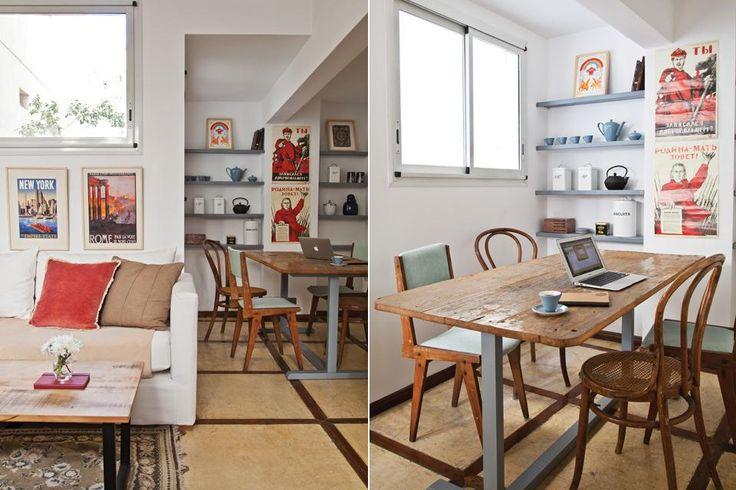 Nidito de amor el primer hogar hecho realidad mesas for Como decorar un departamento viejo