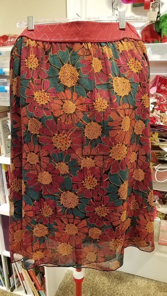 5b06c1bc56 Lularoe Lola Skirt size 2xl Great skirt for Boot Season New without Tags  #fashion #clothing #shoes #accessories #womensclothing #skirts (ebay link)