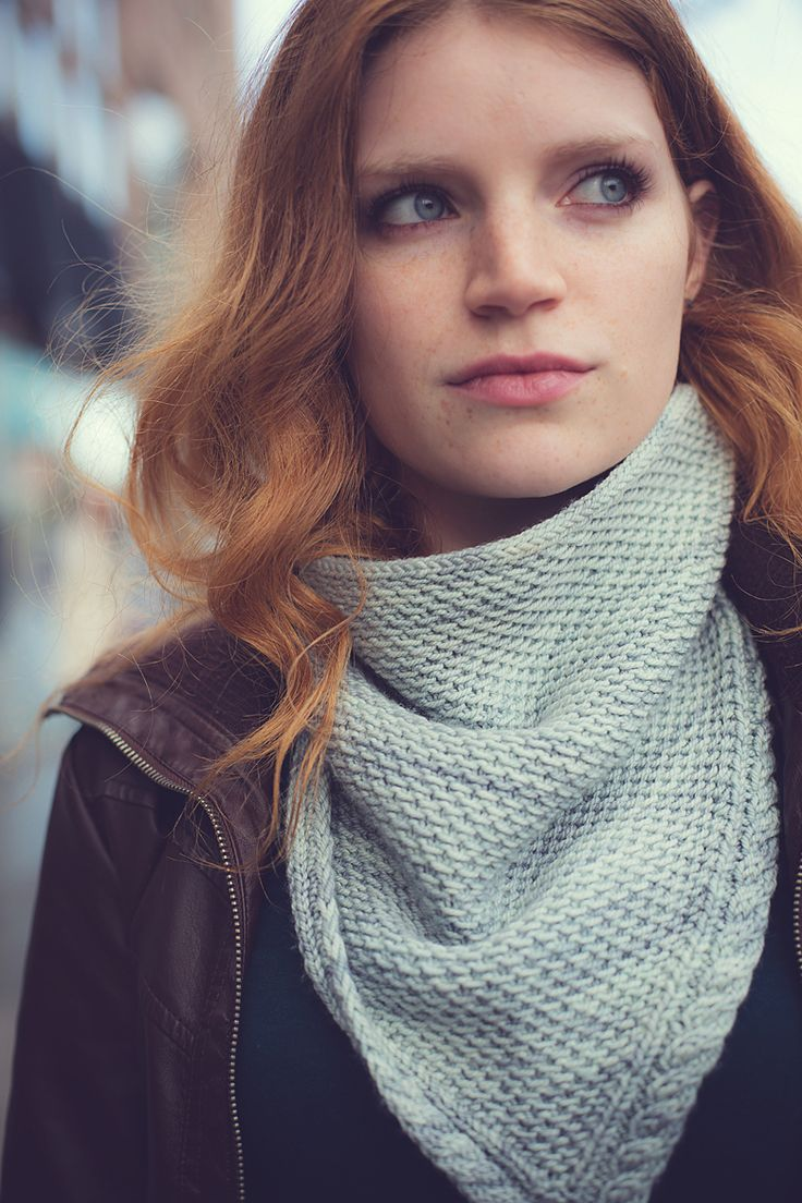 Sencilla, the perfect bandana cowl!