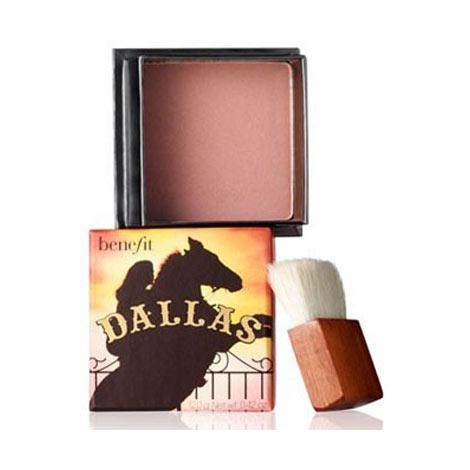 My absolute favriote blush ever!! I've got porcelain skin so everything goes orange on me except this! I use it for blush and contour and it's perfect for me with the plumy undertones.