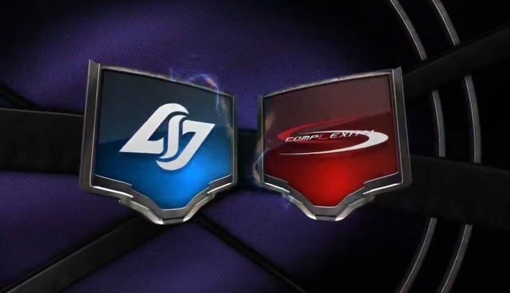 Counter Logic Gaming vs COMPLEXITY W4D1 NA LCS SummerSplit 2014- CLG vs ...