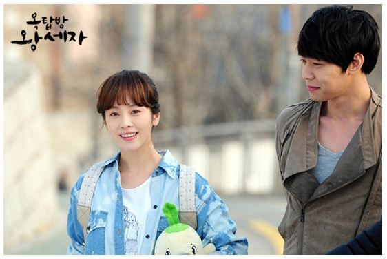 Rooftop Prince / 옥탑방 왕세자 . An amazing drama! :) Very funny and cute! :)