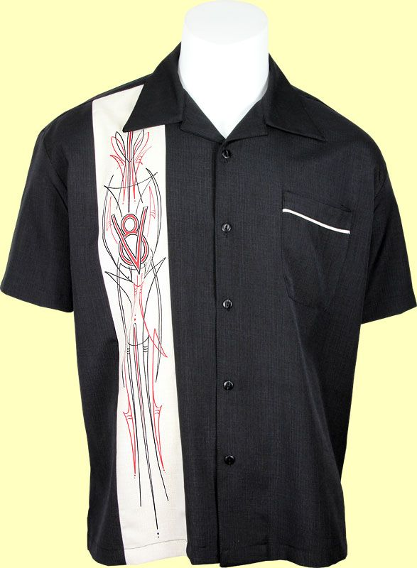Retro shirts For Rockabilly, Swing, and Lounge-- i want to get this for my daddy for Christmas