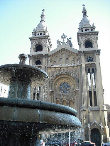 Basilica de los Sacramentinos, Santiago