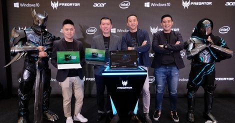 Acer's latest Predator gaming devices roar into Malaysia