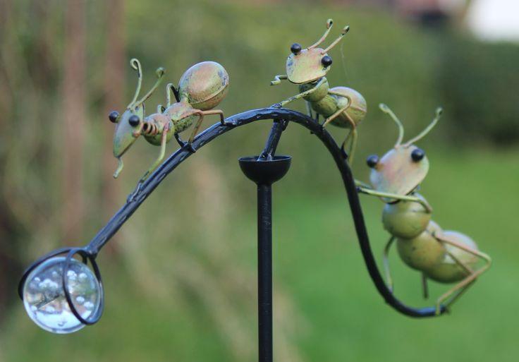 Windspel Mieren, Echt heel grappig!
