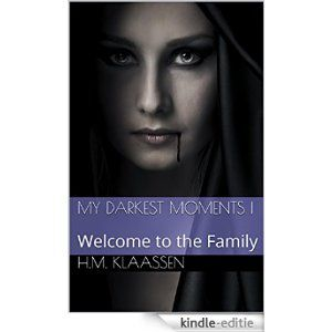 """My Darkest Moments I """"Welcome to the Family."""""""