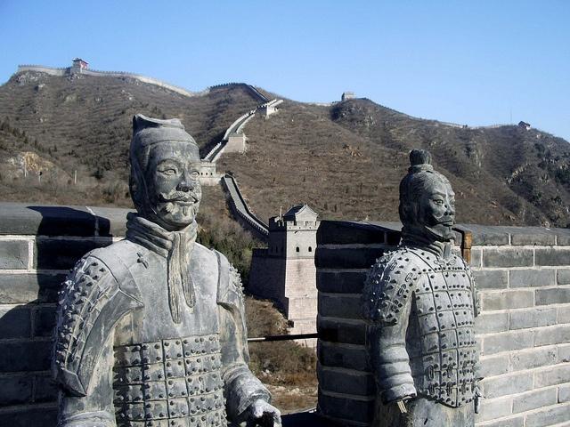 Kina by Flygstolen, via Flickr #Asia #Asien #Travel #Resa #Vacation #Semester #Adventure #Resmål #Äventyr #Kina #kinesiskamuren #China #GreatWallofChina #Kinesiska #Muren #Great #Wall