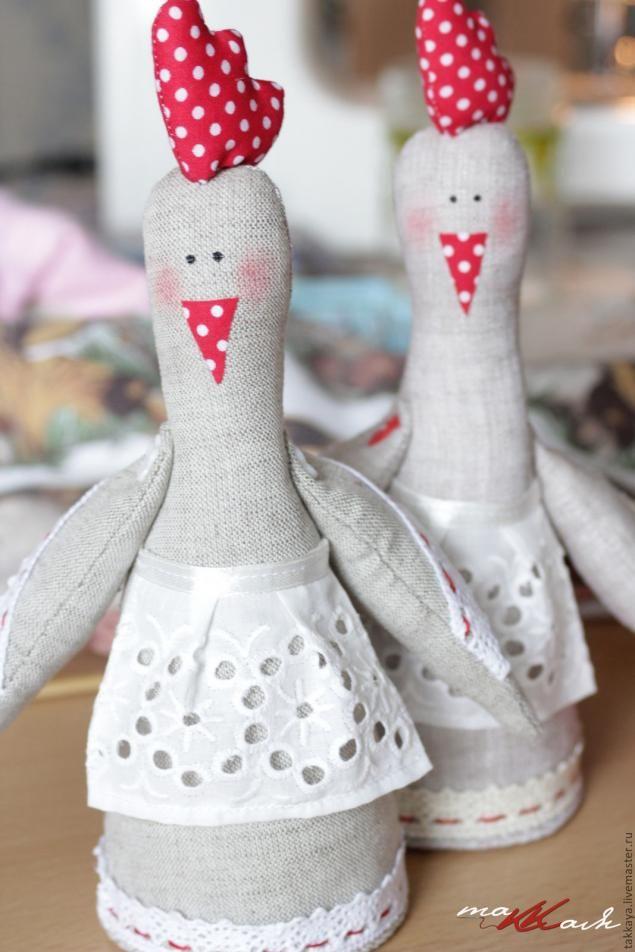 Пасхальная курочка-хозяйка - Ярмарка Мастеров - ручная работа, handmade