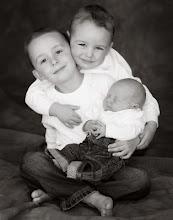 Three boys <3