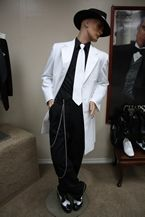 zoot suit wedding - Google Search