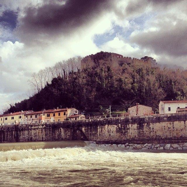 Quale futuro per #Ripafratta e la sua #Rocca? #nuvolesullarocca