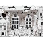 Mon Petit Art 3D színező - Amszterdam Mon Petit  Art - 3D Amsterdam