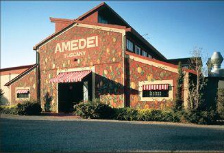 Tour of the Amedei chocolate factory near Pisa.  Amedei S.r.l.  Via San Gervasio, 29  56025 La Rotta - Pontedera (Pisa)   http://www.amedei.com/en/company/incoming.aspx