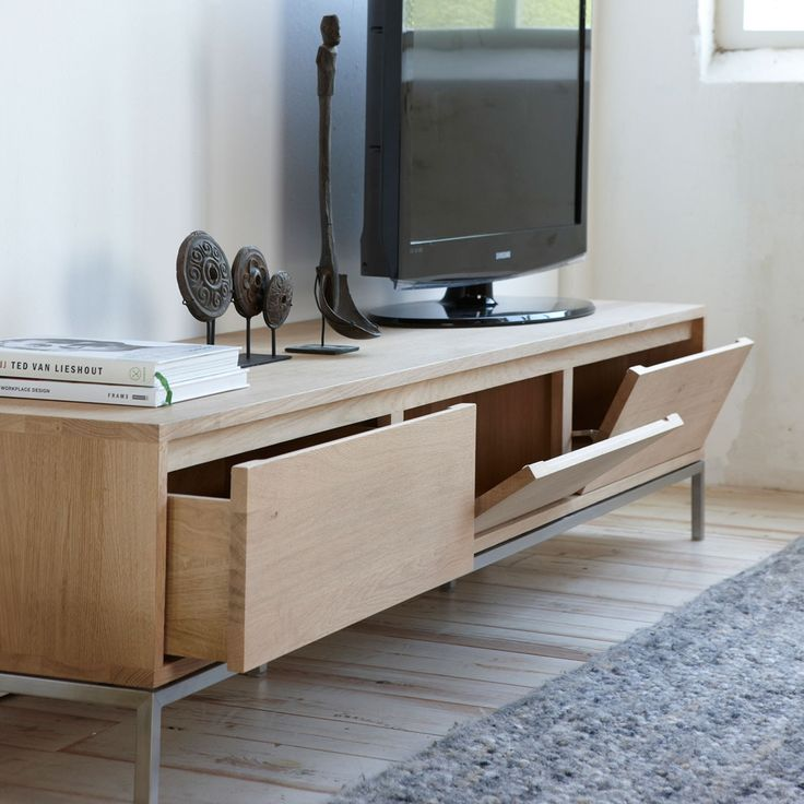 Loft low sideboard / TV unit
