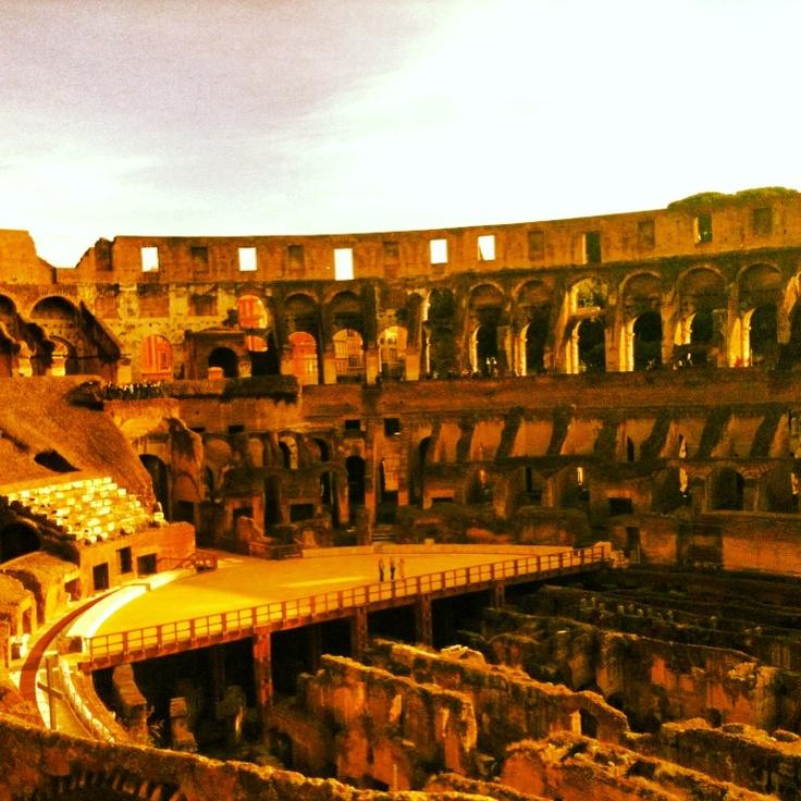 Coliseo Romano. 2013