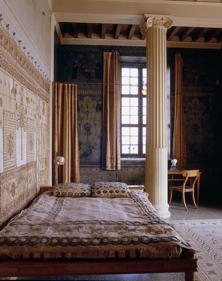 Vues intérieures | Villa Grecque Kérylos : Palais antique de la côte d'Azur, Beaulieu-sur-Mer - Gérée par Culturespaces