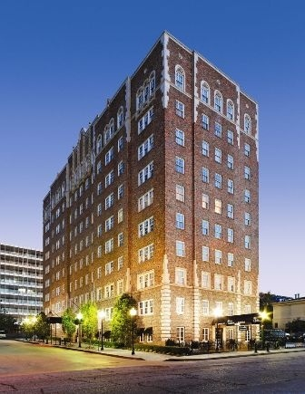 The Hotel Ambassador is one of Tulsa's premier boutique hotels with 55 rooms luxuriously appointed in European style with unmatched attention to detail.