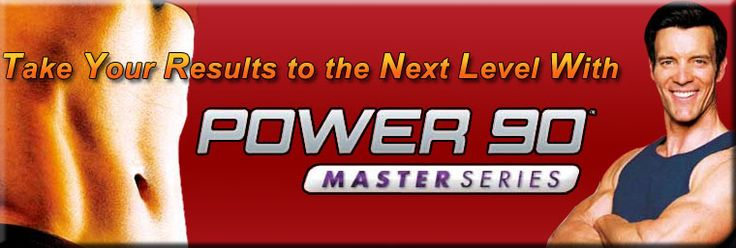 CLICK to learn more about the POWER 90 and POWER 90 MASTER SERIES | http://www.thefitclubnetwork.com/p90x-workouts/power-90/