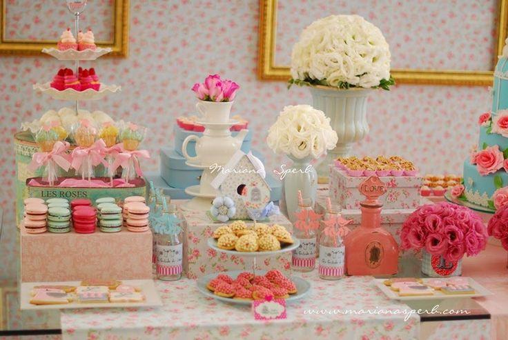 Cute pastel party