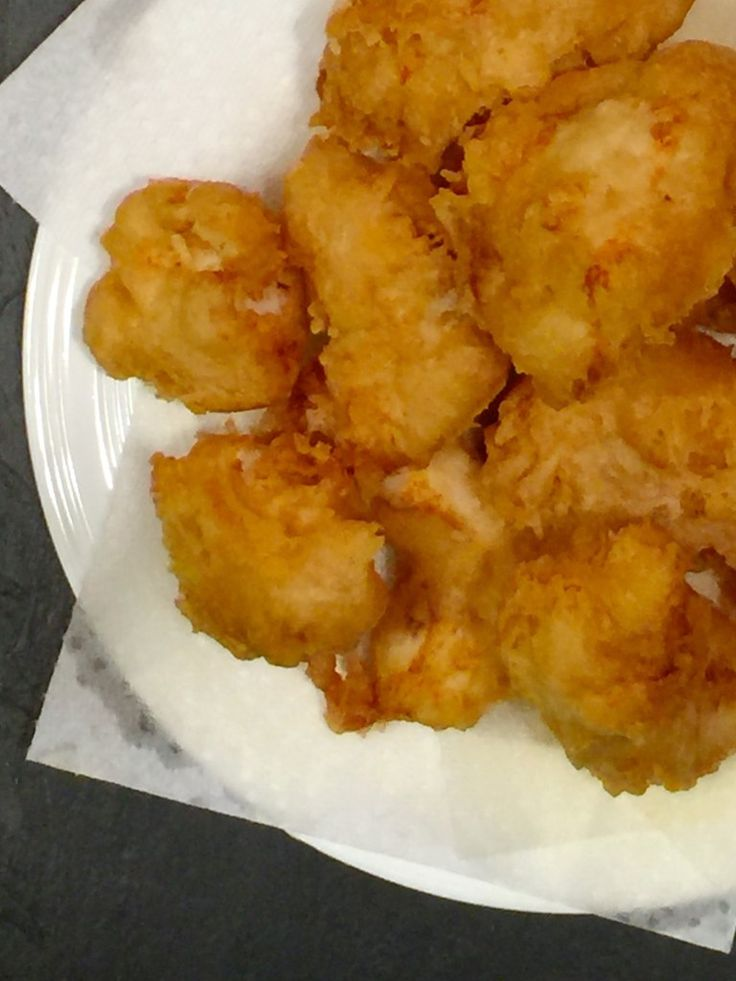 My absolute favorite recipe for a proper fish fry. Delicious and easy!