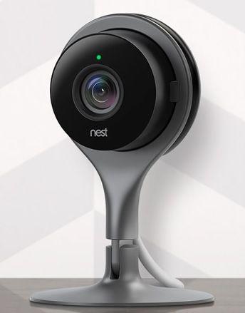 Telecamera indoor Nest