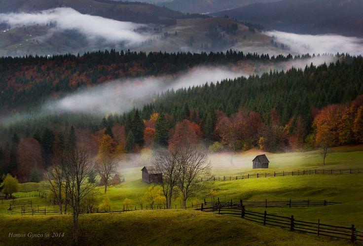 Autumn silence by Hamos Gyozo on 500px