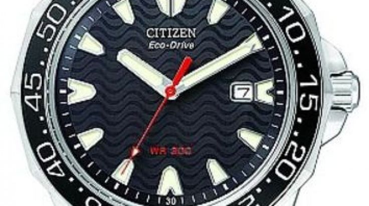 Chic Citizen Eco Drive Ceramic Stiletto Blade Watch   Men's and citizen ceramic watches mens