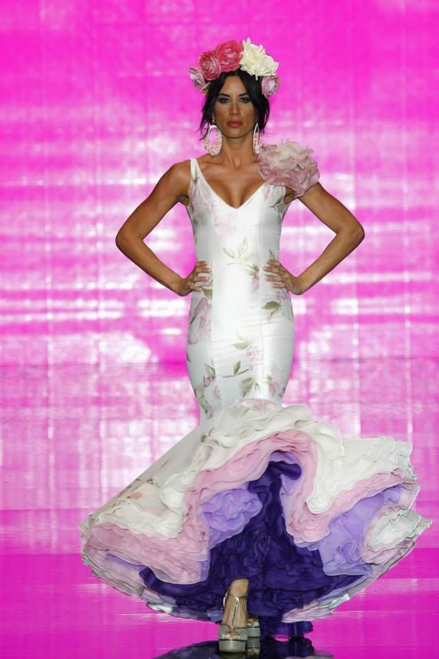 Mejores 153 imágenes de flamencas en Pinterest   Moda flamenca ...