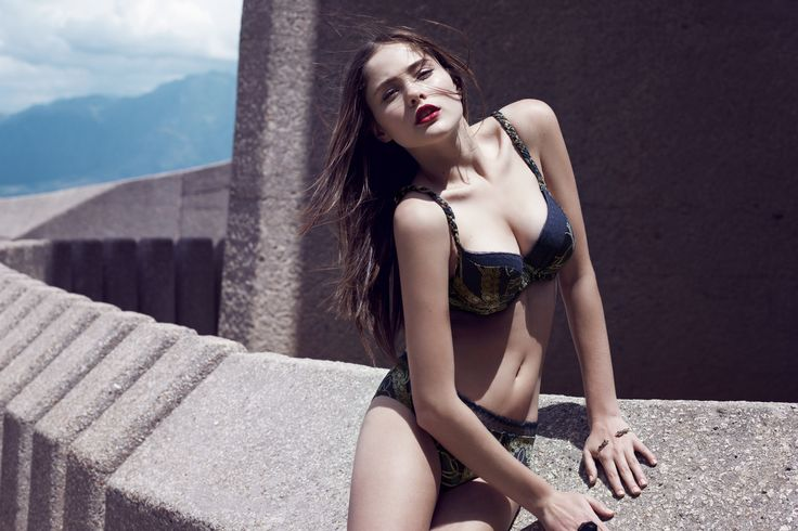 Moments by LingaDore - Aiko (Gel bra + String) New Autumn | Winter 2014/'15 collection! www.LingaDore.com