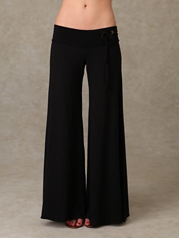 wide pants . These look uber-cool