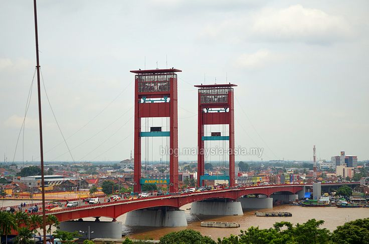 Palembang is located in South Sumatra and here is a list of Things To Do in Palembang , bas...