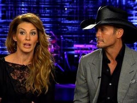 Exclusive: Tim McGraw and Faith Hill on Having More Children, Marriage Trouble…