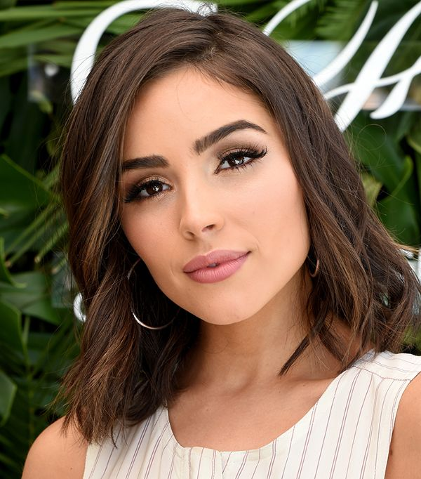 Olivia Culpo - Hairstyle for Thin Hair